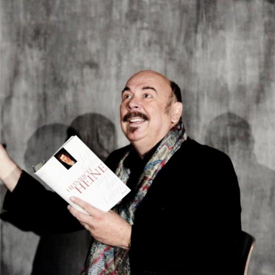 Fred Kastein in Nachtgedanken | Foto © Christian Tessmer