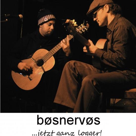bøsnervøs - Gitarrenkultur pur